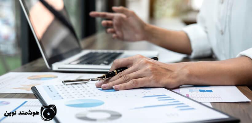 نرم افزار حسابداری شرکت خدماتی هوشمند نوین